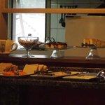 Café da manhã do ila Taquaras
