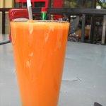 Fresh Carrot/Orange Juice