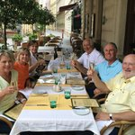 Lunch @ Borsso Budapest