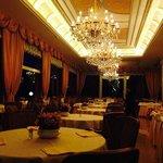Night time dining