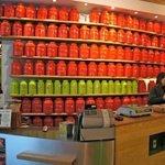 Comptoir de thé 2012