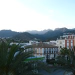 from sun terrace