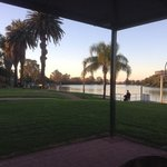 the gorgeous Murray river