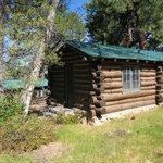 Pioneer cabins