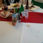 Jornada gastronómica mejicana. Mala mesa para una cocina tan rica.