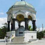 Fountain of Kaiser Wilhelm ll (AKA German Fountain)