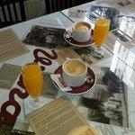 Breakfast drinks :-)