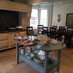 Beautiful kitchen - now we want an AGA!