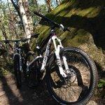 Buckwallow Biking Trails