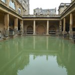 Another View of the Roman Bath