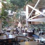 Lobby und Frühstücksbereich