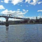 Tate, Bankside - Millenium Bridge