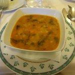 Ristorante Tre Archi - sopa de vegetais