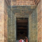 Entrance to the Temple of Surya, Konark