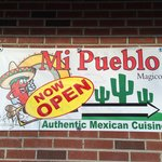 Mi Pueblo is just off Main Street across from Kandy Corner