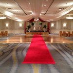 Wedding at the Hilton