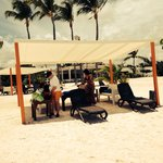 En Playa Juanillo como reyes!!