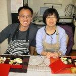 Melvyn&Gina SG Apr.2014