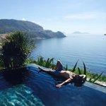 Cliff Top Villa Private Pool