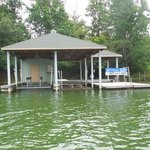 dock and lot located in The Cape Subd.