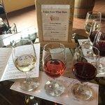 Flight of 3 Wines