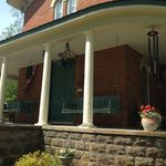 Foto de James A. Thompson House Bed & Breakfast