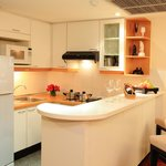Bandara Suite - kitchen