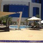 Poolbereich wird im Juni neu gestaltet