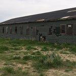 An original camp detainee building (1942-45)