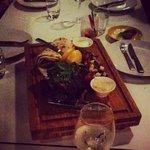 Boardroom & Bar Share Plate