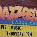 Razzoo's marquee