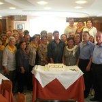 Gruppo devoto a Padre Pio