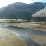 Low tide at Dusky Sound