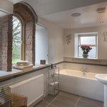 The Retreat luxury bath wet room
