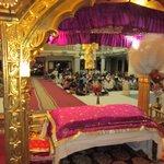 Inside Govindham Ahmedabad