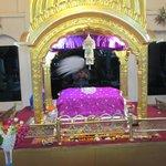 Inside Guru Govindham Ahmedabad