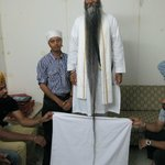 Longest Beard World Record - Bhai Sarwan Singji Honored by Paavan Solanki at Ahmedabad Visit.