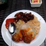 Better breakfast ( western and eastern food )