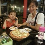 Pizza Lover father&Son