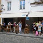 The Entrance and Tapas Bar