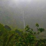 Beatiful Iao Valley Waterfall