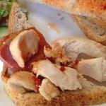 Chicken sandwich!