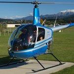 trial flight with u fly heli