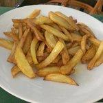 5 € por un plato de patatas fritas?!?!?
