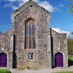 Kilmartin Church Purple Doors