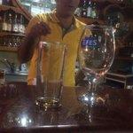 Deniz Bar manager