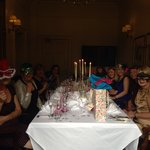 Hen party at Bailbrook house
