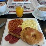 49QR breakfast.