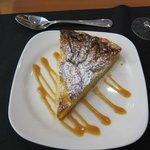 La Rotisserie ・・・絶品のリンゴタルト、おかわりが欲しい様!