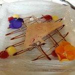 Terrina de foie micuit de pato- Restaurant El Trull (Lloret de Mar)